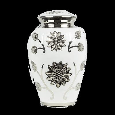 White haven urn